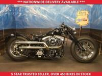 HARLEY DAVIDSON HARDTAIL ZERO ENGINEERING TYPE 5 VERY RARE ONE OWNER 2015