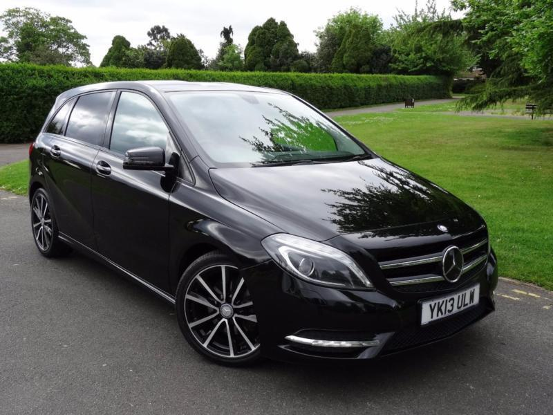mercedes b class b180 cdi blueefficiency sport 7g dct start stop 2013 13 in redbridge. Black Bedroom Furniture Sets. Home Design Ideas