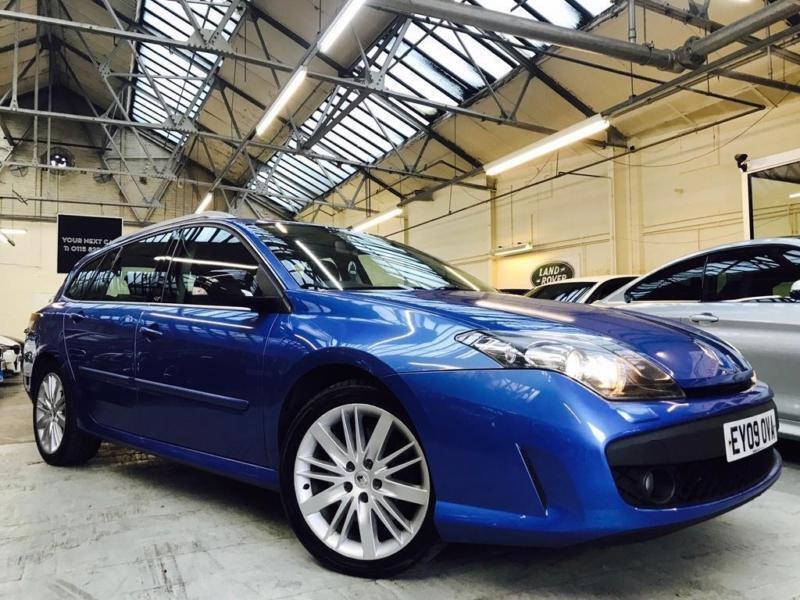 2009 Renault Laguna 20 Dci Fap Gt Estate 5dr Diesel Manual 177 G