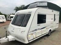 2007 Compass Rallye 482 2 berth Caravan + motor mover