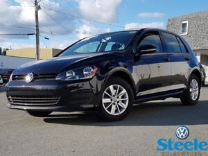 2015 VOLKSWAGEN GOLF Trendline - VW Certified, off lease, low mi
