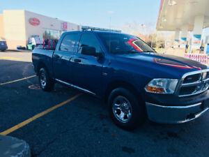 DODGE RAM 2011 POLICE PACK 124000KLM WOW A VOIR