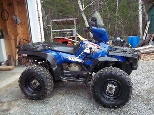 MINT 2004 Polaris Sportsman500H.O