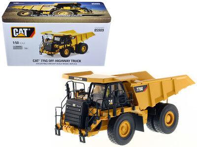 CAT Caterpillar 775G Off Highway Truck 1:50 Model - Diecast Masters - 85909*