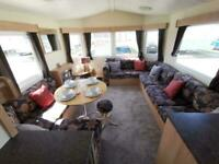 6 berth 2011 static caravan for sale at trecco bay in porthcawl, near the beach