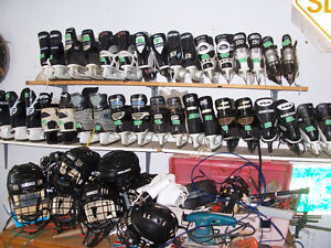 Skates In Most All Sizes $20 A Pair