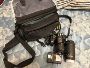 Nikon D5300 Camera For sell with accessories description below :