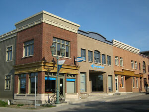 Grands 4 1/2 et 3 1/2, Centre-Ville de Rivière-du-Loup