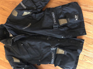 Teknic Motorcycle Jacket