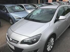 Vauxhall Astra Tech Line CDTi Ecoflex Ss DIESEL MANUAL 2013/63