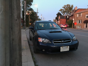 Rare 2005 Subaru Legacy GT Limited Wagon For Sale!