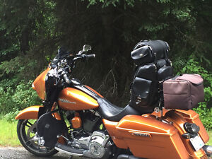 2014 Street Glide Special Amber Whiskey