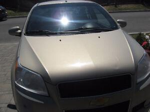 2010 Chevrolet Aveo Hatchback