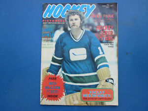 Collectible Red Wings Hockey Program 1968 London Ontario image 3