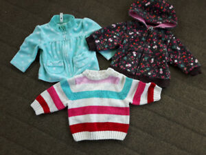 Size 6-9 Month Fall/Winter Lot