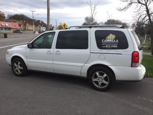 2006 Chevrolet Uplander Fourgonnette, fourgon