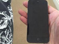 Apple IPhone 5 Black 64GB box