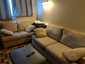 Mobilier de salon/ Living room set