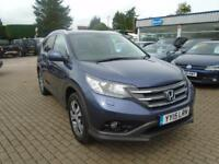 Honda CR-V CRV SR DTEC 6 Speed manual Diesel DIESEL MANUAL 2015/15