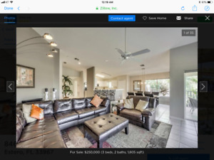 3 bedroom vacation rental Fort Myers florida