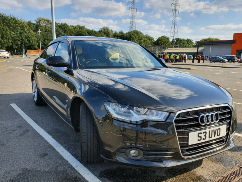 Audi A6 Saloon 2.0 TDI ultra SE S Tronic 4dr