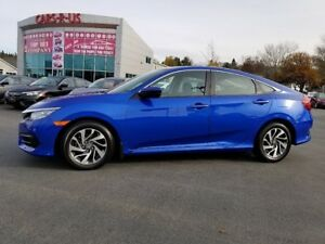 2016 Honda Civic EX Extended Warranty!