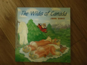 The Wilds of Canada - comic book