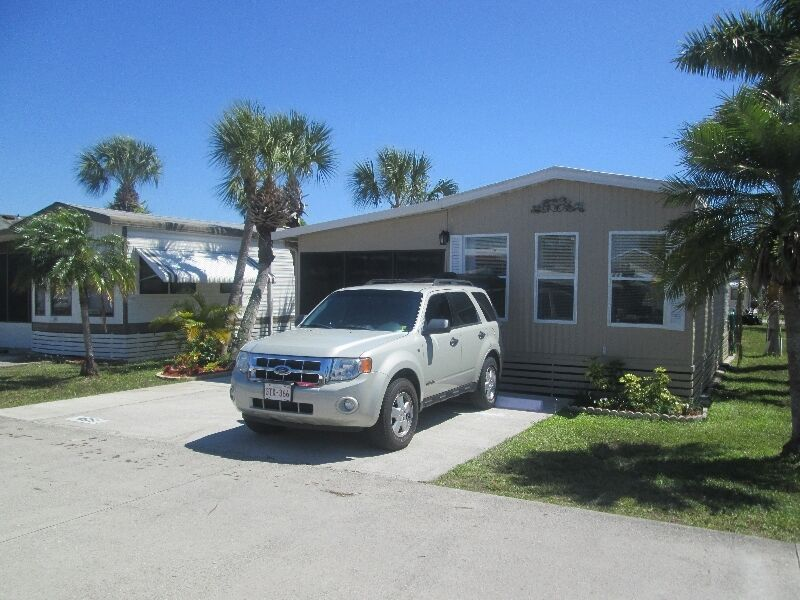 mobile home for rent at fort myers for oct nov december