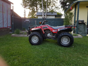 1990 Honda 350 Fourtrax
