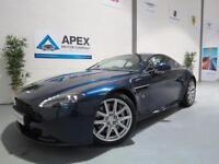 2012/62 Aston Martin Vantage S 4.7 Sportshift + Full Aston History + 1 Owner +