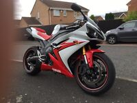 SWAP 2007 YAMAHA R1 FOR VW CADDY VAN. SEE PICS OF BIKE AND SPEC IN MOTORCYCLE SECTION.