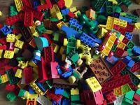 For Sale 8 pounds of LEGO DUPLO