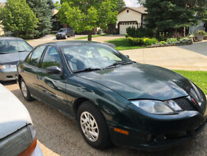 2004 Pontiac Sunfire for sale or trade, please read below