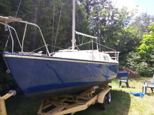 Northstar 22 Project Sailboat for sale or trade