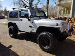 2006 Jeep TJ Unlimited (LJ) for sale