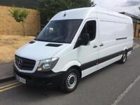 2016 Mercedes-Benz Sprinter 2.1 CDI 313 Extra High Roof Panel Van 4dr LWB Manual
