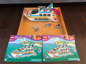 Friends Lego Dolphin Cruiser - Discontinued