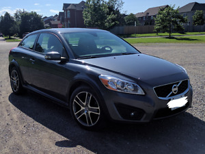 2011 Volvo C30 6-Speed
