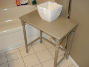 Small Painted Table