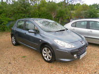 Peugeot 307 1.6 s 16v Automtic sold sold