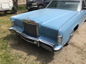 1979 Lincoln Town Car Other