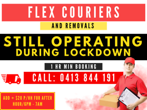 Man With Delivery Van - Operating Stage 4? YES - $60PH weekday rate Springvale Greater Dandenong Preview