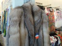 Manteau de fourrure a vendre