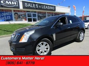 2013 Cadillac SRX Luxury Collection   CAM! CUE! PANROOF!
