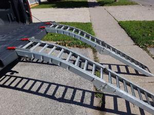 ATV or Snowmobile Rails on Sale!