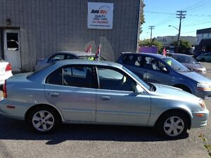 2004 Hyundai Accent GL**NOLY 85000KM's**