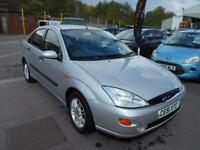 Ford Focus 2.0i 16v 2002.25MY Ghia 4 door