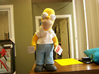 Homer Simpson collecter doll