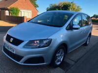 2012 Seat Alhambra 2.0TDI CR ( 140ps ) Ecomotive S 5dr Diesel 7 seater