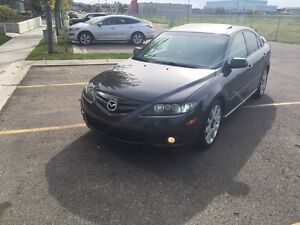 2007 Mazda 6S fully loade full inspection+2 set of tires